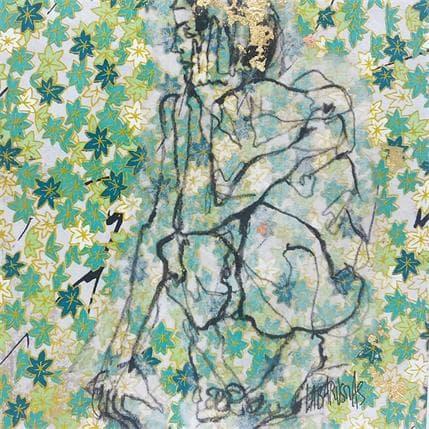 Corinne Labarussias La vie en fleurs 8M 13 x 13 cm