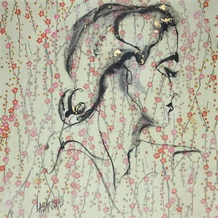 Corinne Labarussias La vie en fleurs 18M 25 x 25 cm