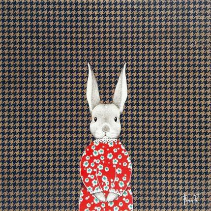 Ann R MARGUERITE TOU2 36 x 36 cm