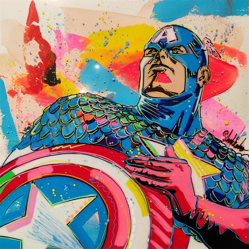 Captain America 128c