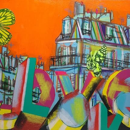 Olivier Anicet Cache, cache 2 25 x 25 cm