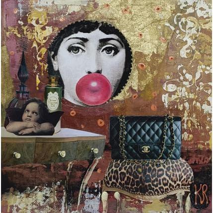 Karine Romanelli Bubble 19 x 19 cm