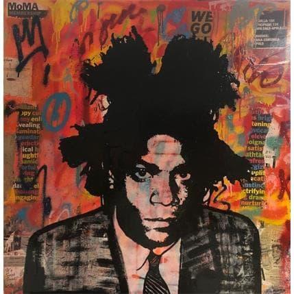 Kikayou Basquiat 100 x 100 cm