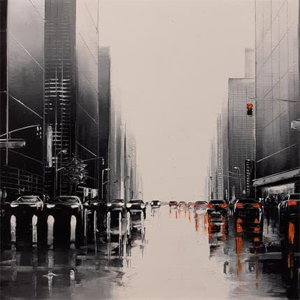 Maurizio Galloro LARGE VISION 2/3 25 x 25 cm