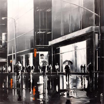 Maurizio Galloro LARGE VISION 3/3 25 x 25 cm