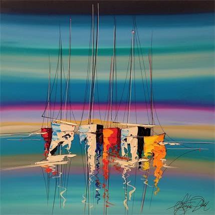 Fonteyne David Le calme 100 x 100 cm