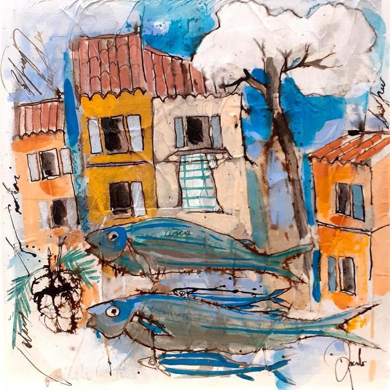 Village et sardines