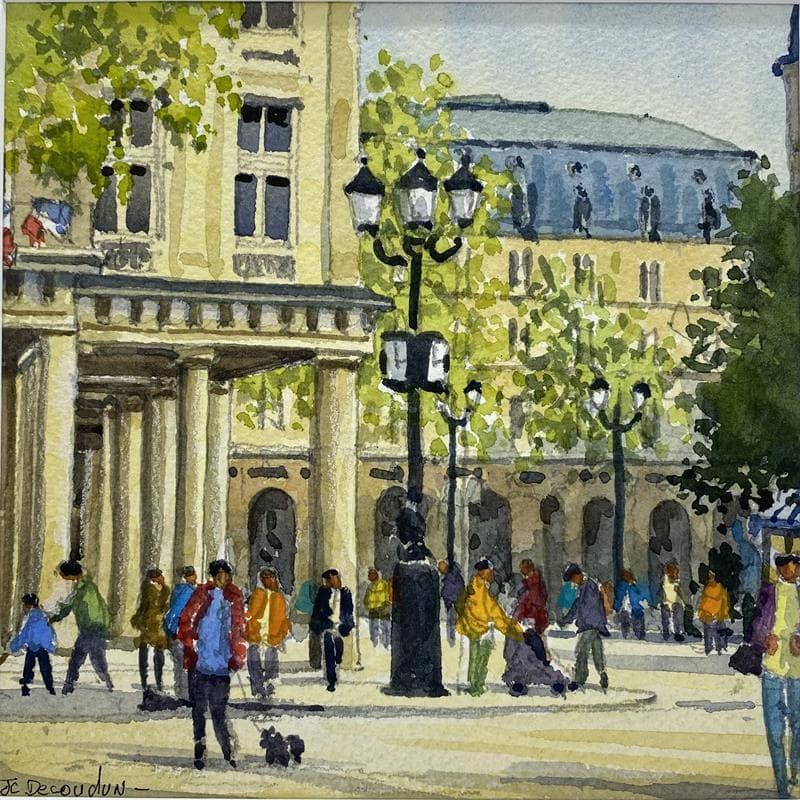 Paris au Palais Royal