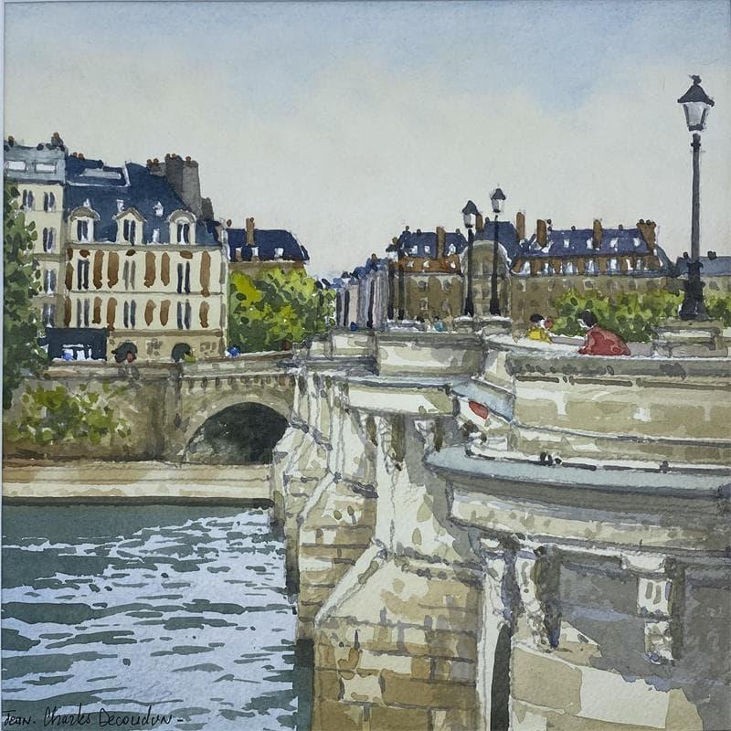 Paris le Pont Neuf