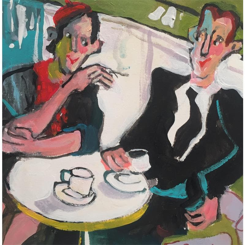 Café en amoureux