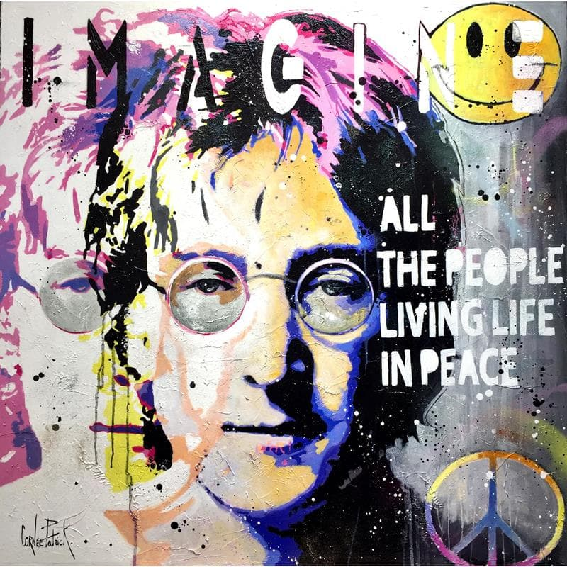 John Lenon, imagine