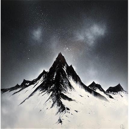 Julien Rey Artefact 80 x 80 cm