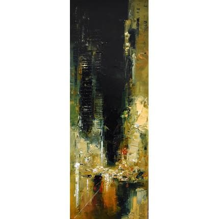 Daniel Castan By night 40 x 120 cm