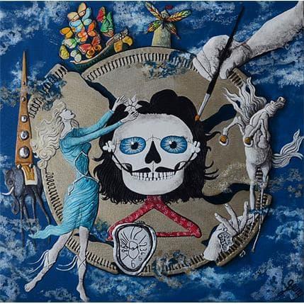 Geiry EL UNIVERSARIO DE DALI 50 x 50 cm