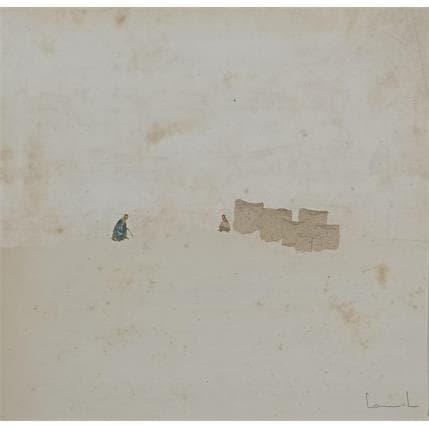 Lamiel Boubli Au village 6 19 x 19 cm