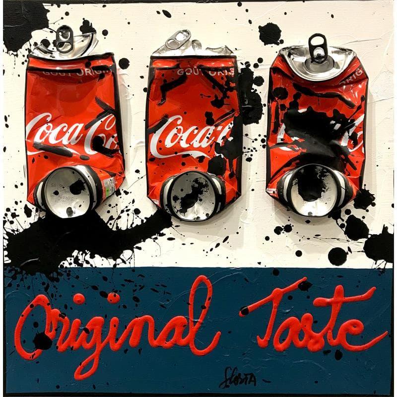 Original taste (bleu)