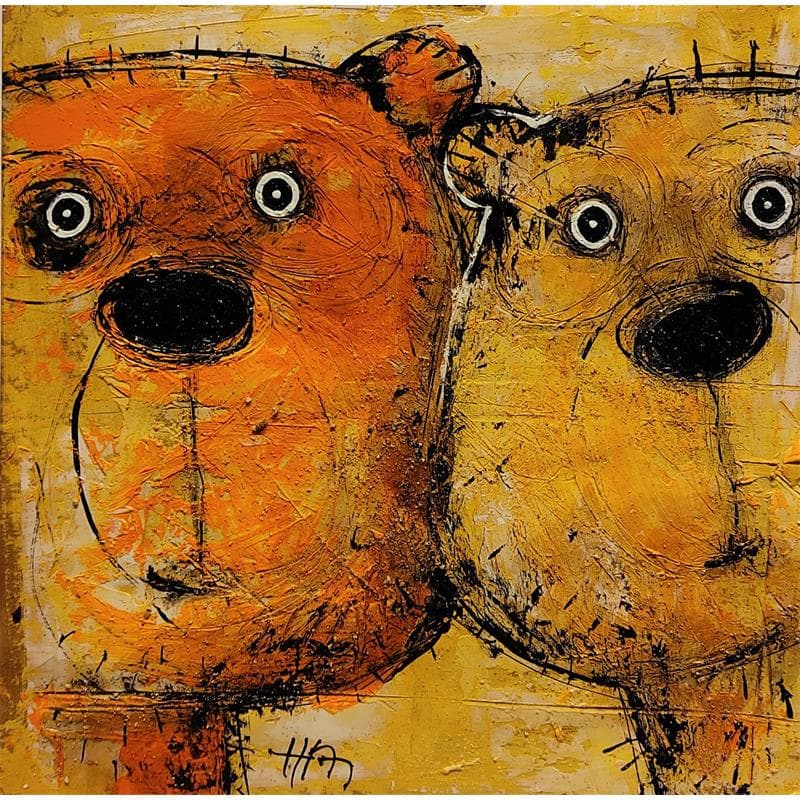 Duo d'ours