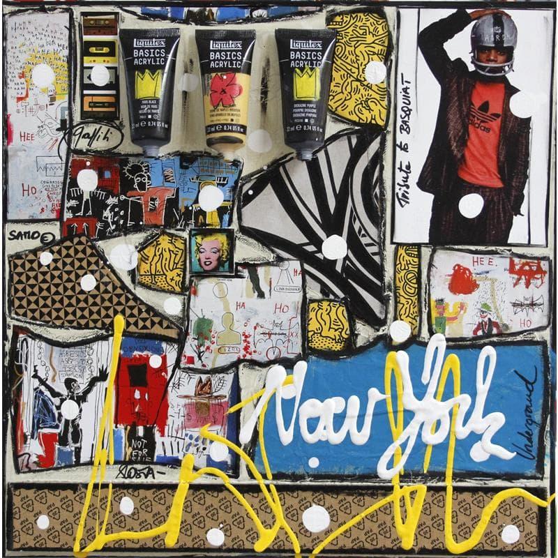 Tribute to Basquiat