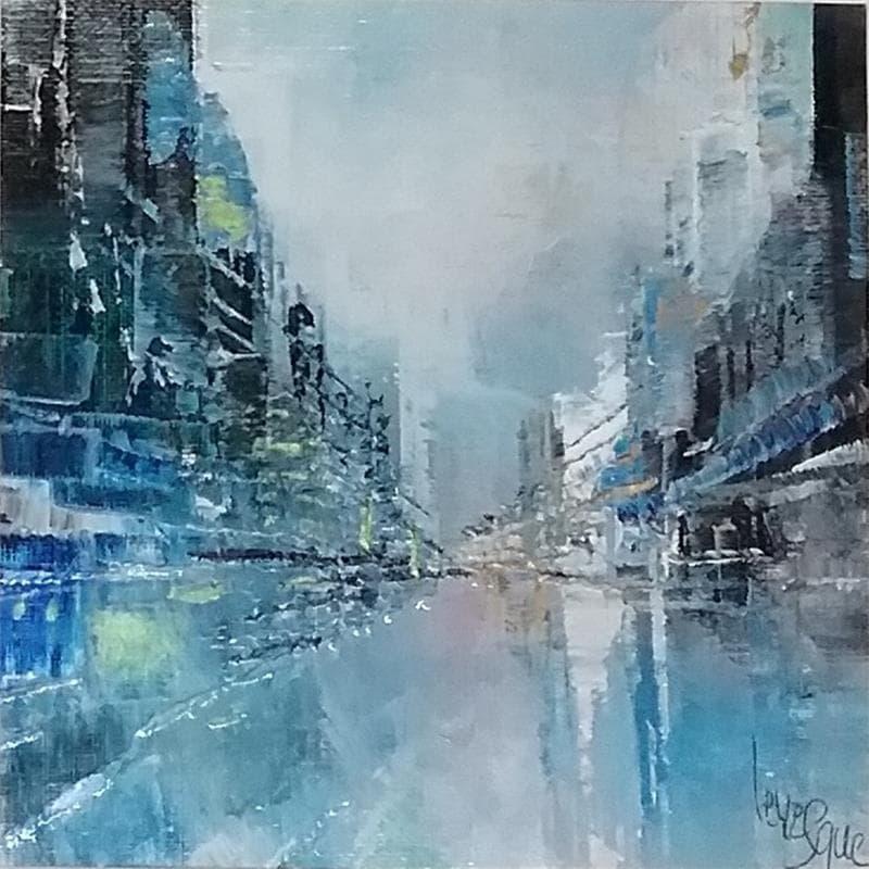 Promenade bleue
