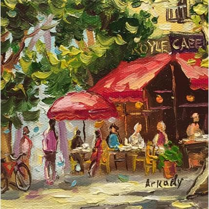 Arkady Le royal café 13 x 13 cm