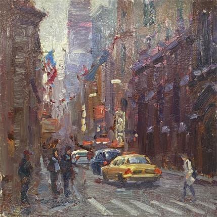 Vadim Dolgov New York 19 x 19 cm