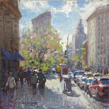 Vadim Dolgov New York 25 x 25 cm