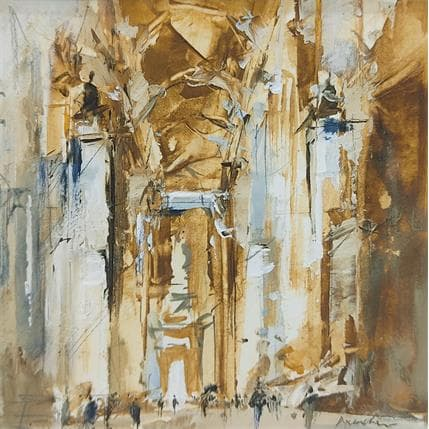 Richard Poumelin Songe 13 x 13 cm