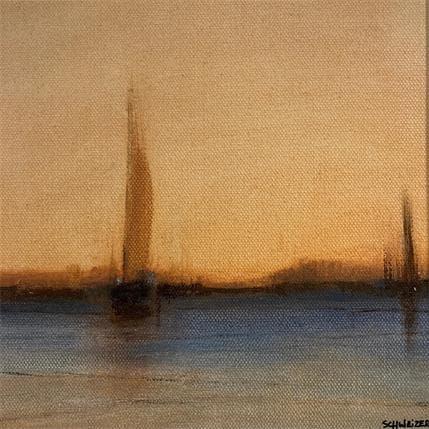 Rémi Schweizer Douceur abricot 19 x 19 cm