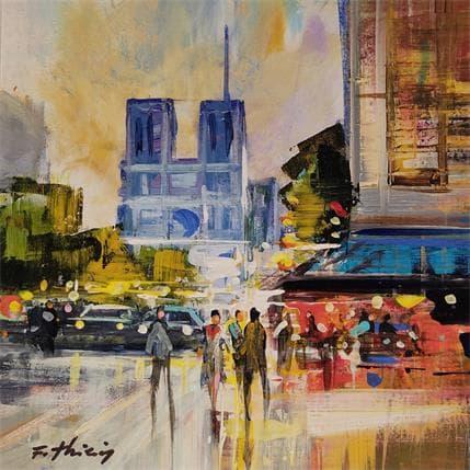 Frédéric Thiéry L'heure de l'apéro 19 x 19 cm