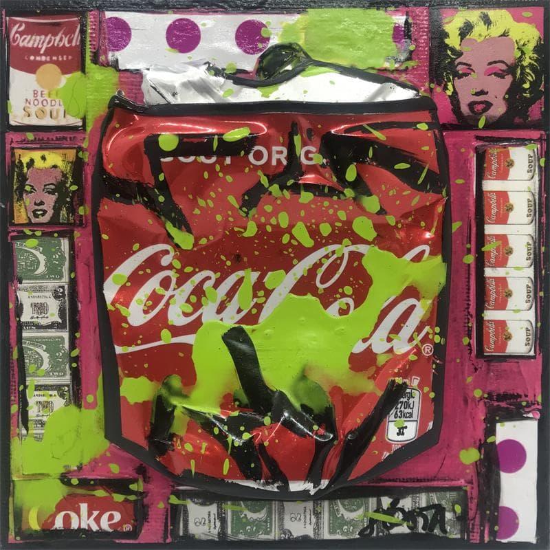 Pop coke (rose)