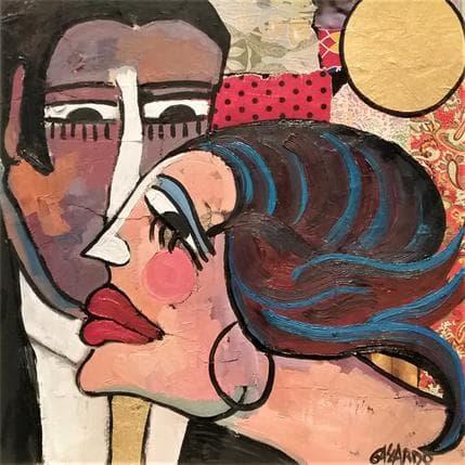 Garcia Gallardo Mercedes Con objetividad 36 x 36 cm