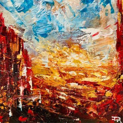 Pierre Reymond Arizona Sunset 13 x 13 cm