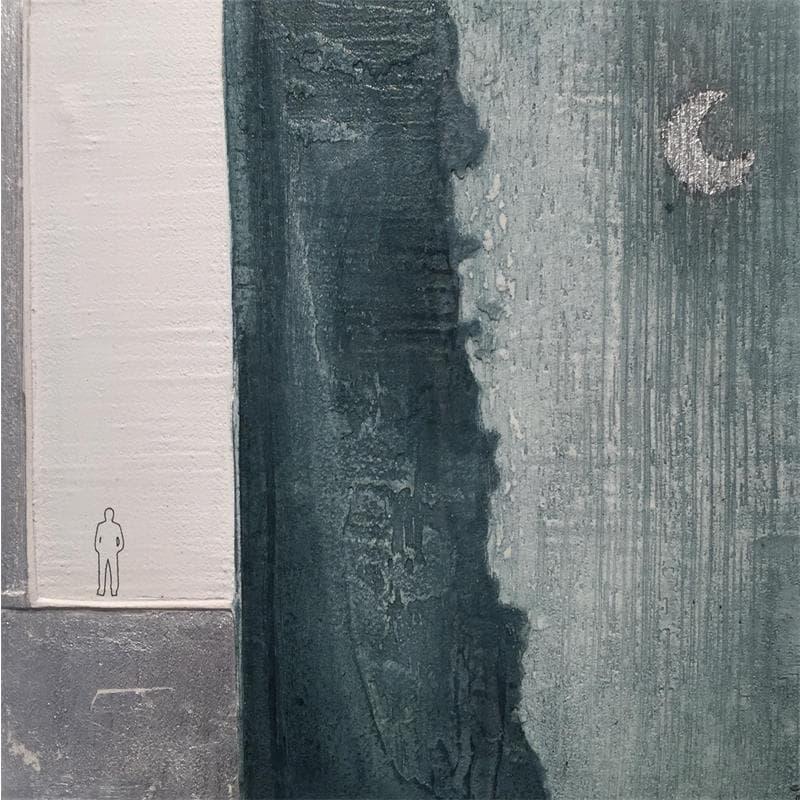 Guardia mola stessa luna