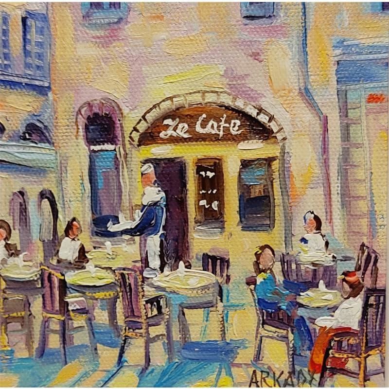 Le café à Lyon