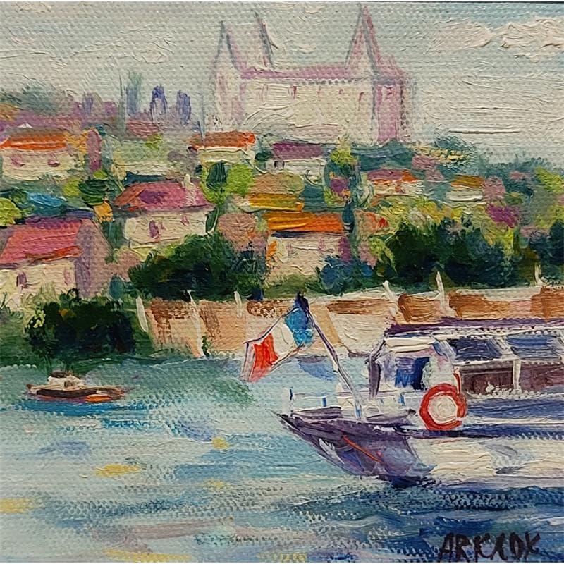 Le bateau lyonnais