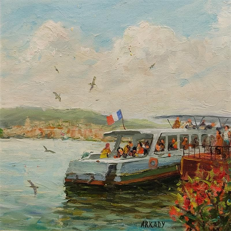 A la découverte de Lyon, balade en bateau