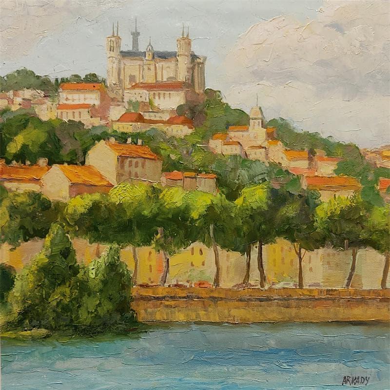Les rives de la Saône