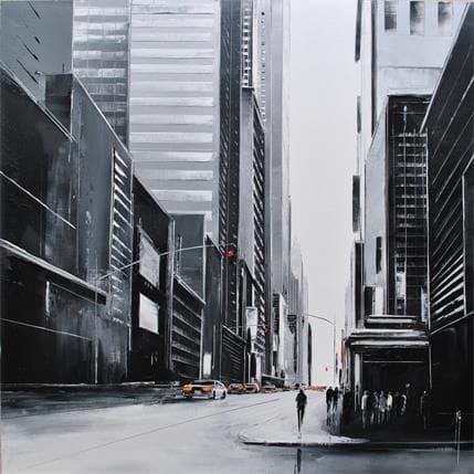 Maurizio Galloro Intimité urbaine 36 x 36 cm