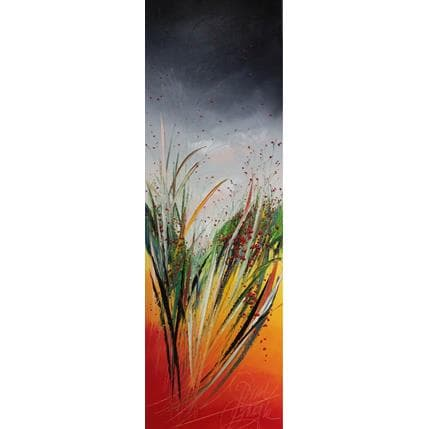 David Fonteyne L'amour comme témoin 40 x 120 cm