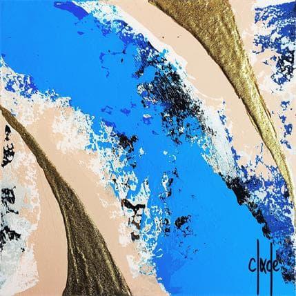 Clade La cité bleue 13 x 13 cm