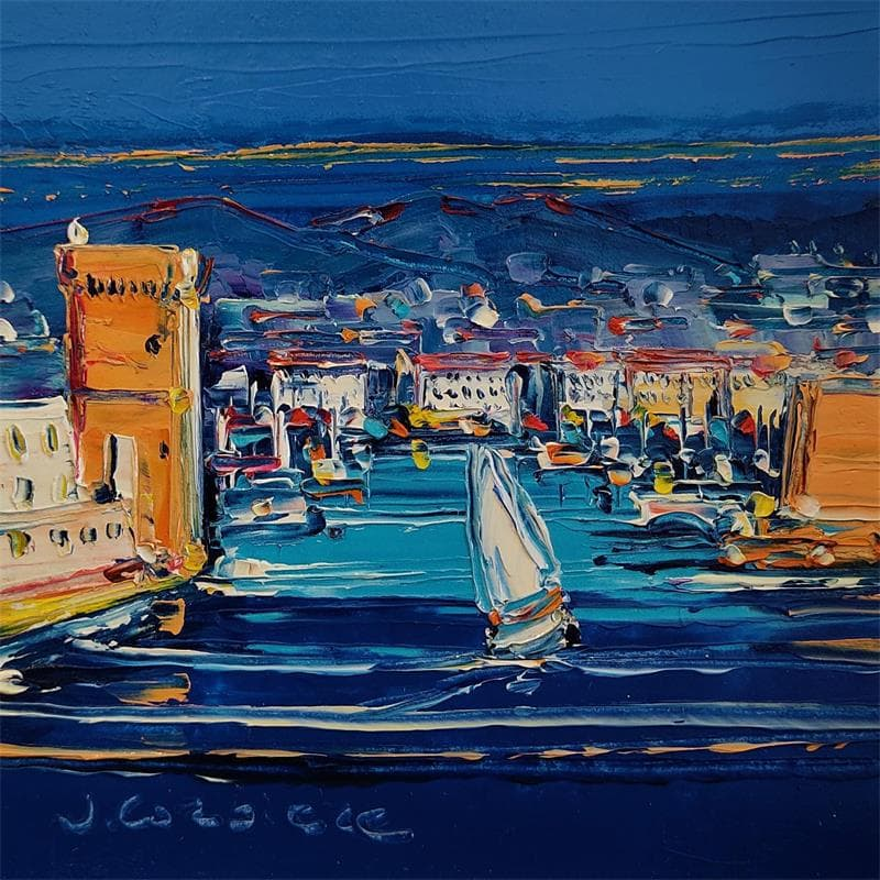 Retour au Vieux Port, Marseille