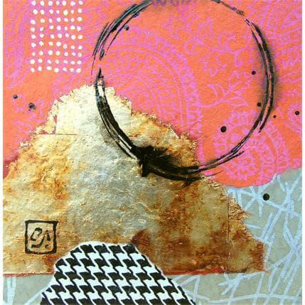 Catherine Simoneau Pestel ELLE AIMAIT CHANTER 13 x 13 cm