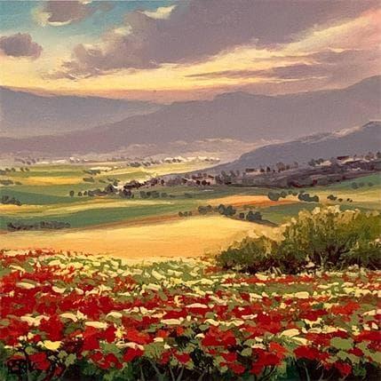 Requena Elena Sunset dream 13 x 13 cm