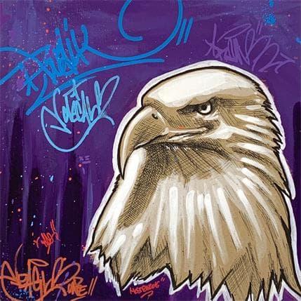 Mark Mestre Americaz nightmare 19 x 19 cm