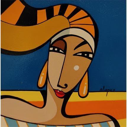 Alfredo Lopez BIARITZ 13 x 13 cm