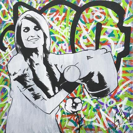 Alessandro Di Vicino Gaudio Time for myself 19 x 19 cm