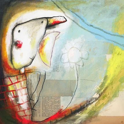Matthieu Marcola Pause 36 x 36 cm