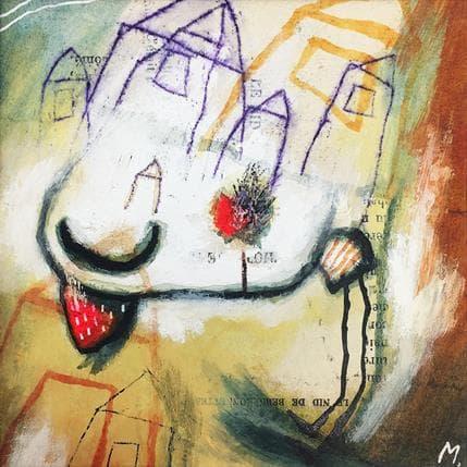 Matthieu Marcola Ma ville 13 x 13 cm