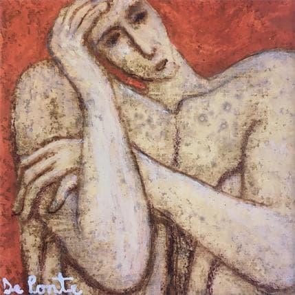 Sandro De Ponte Piensa en ella 13 x 13 cm