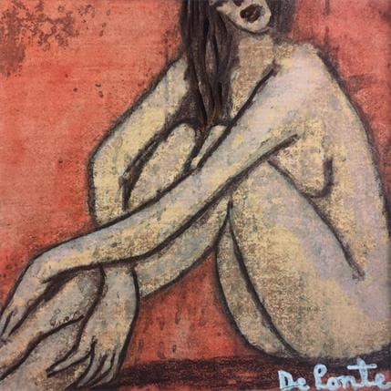 Sandro De Ponte Sin titulo 13 x 13 cm